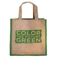 Jute shopper basic